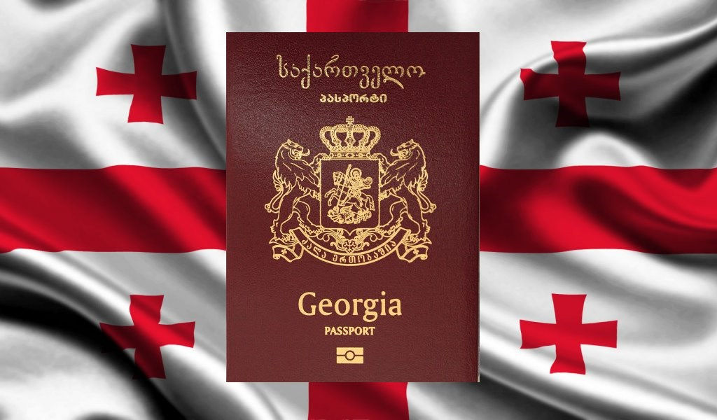Georgia passport