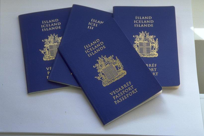 Iceland Passport