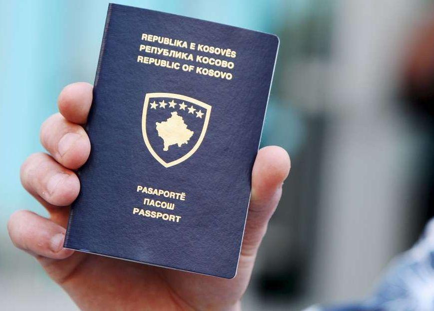 Kosovo Citizen Passport