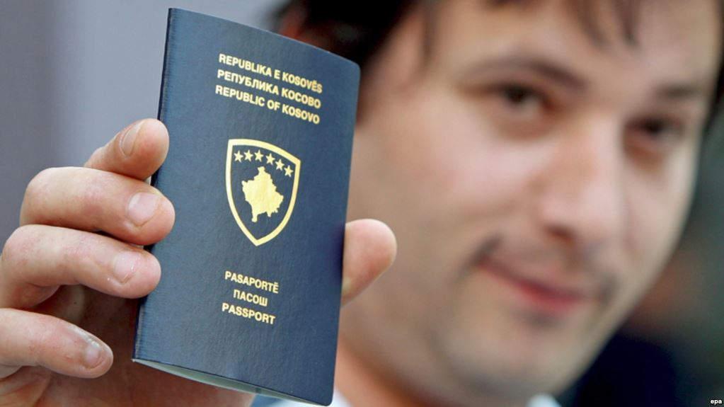 Kosovo passport