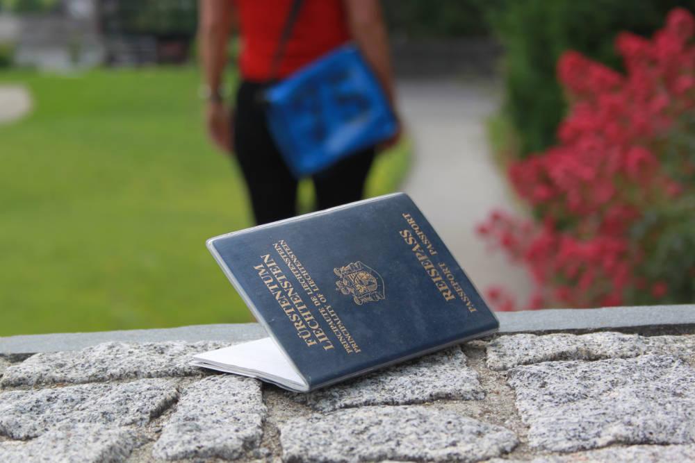 Liechtenstein passport