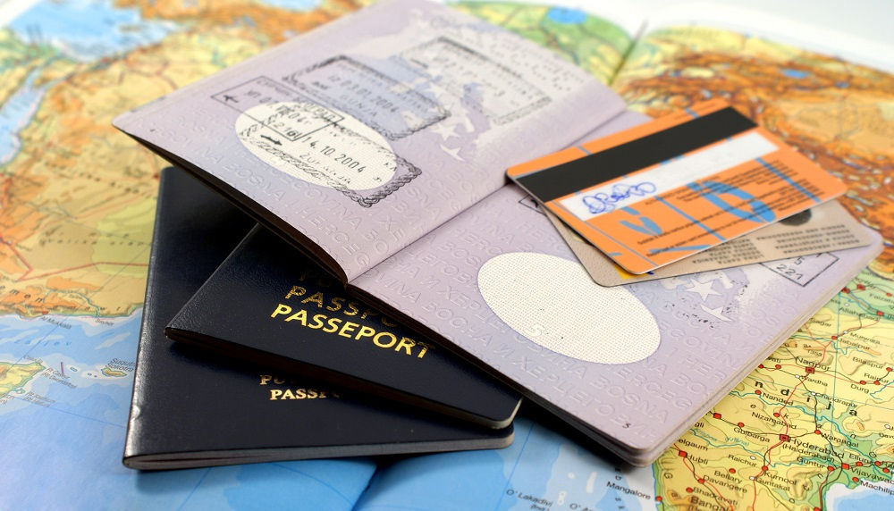 Passports Placed on the Map