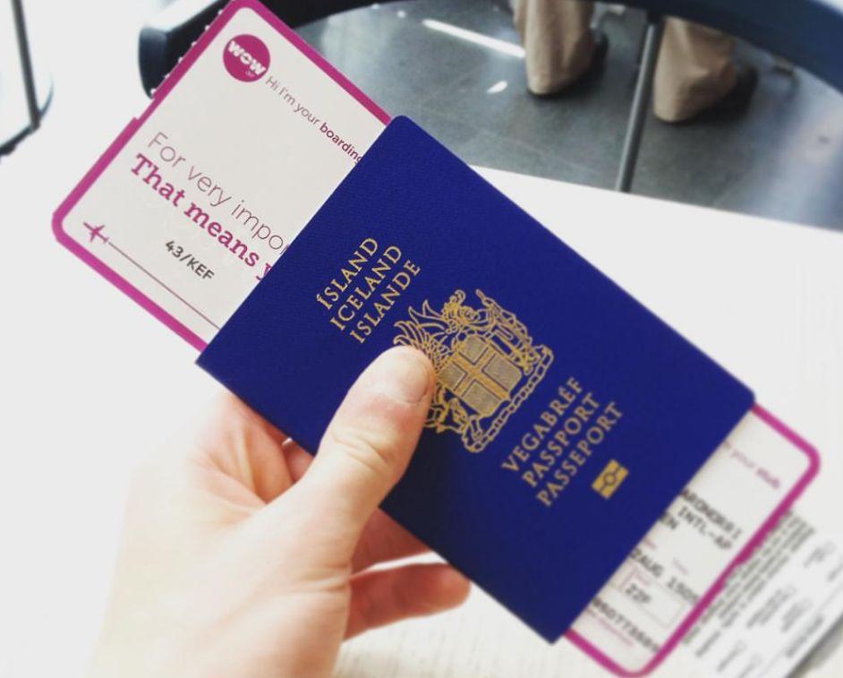 Vietnam visa for citizens of Iceland