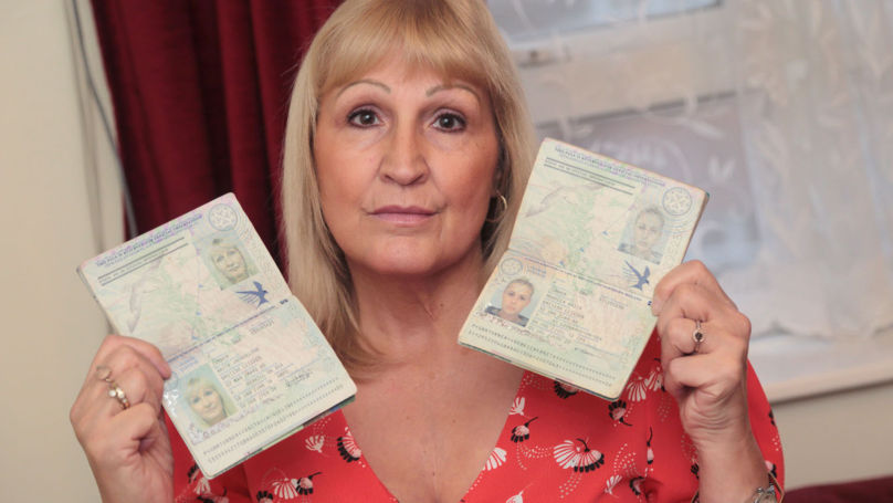 Women having the Belgium Passport