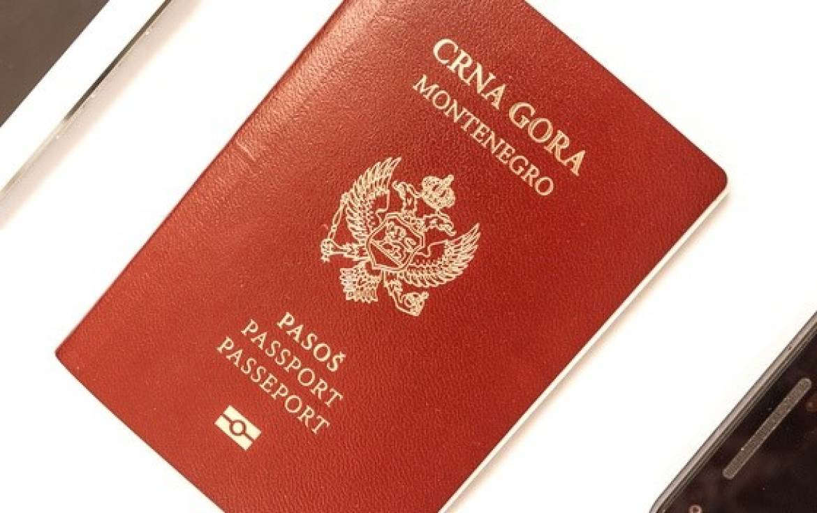 Montenegro Citizens Passport