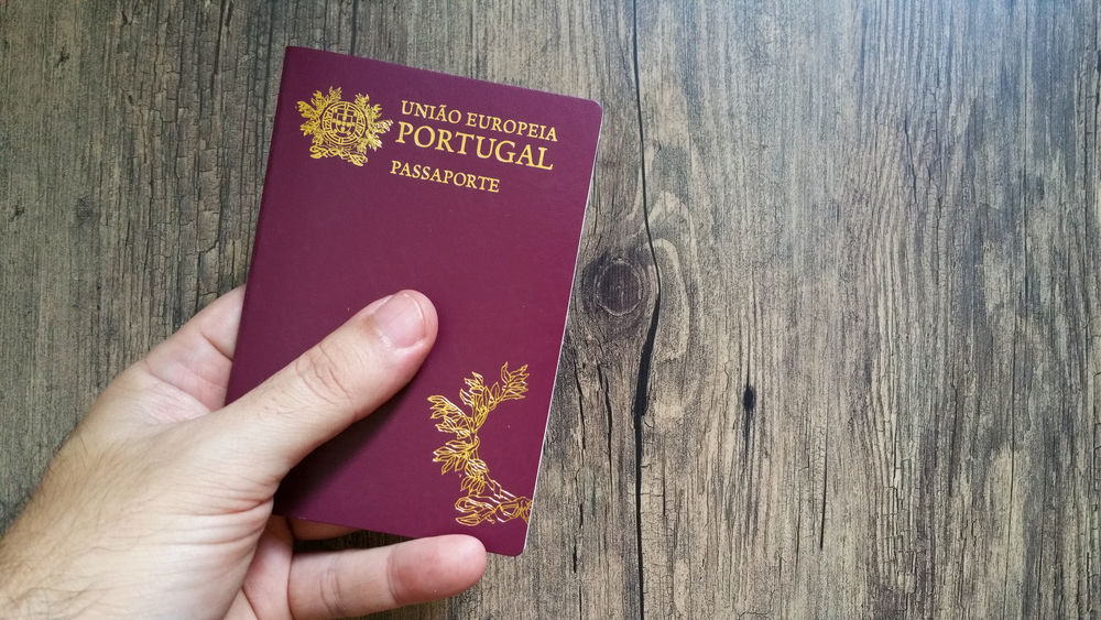 Portugal passport