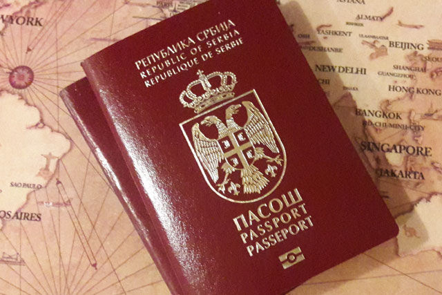 Serbia-passport