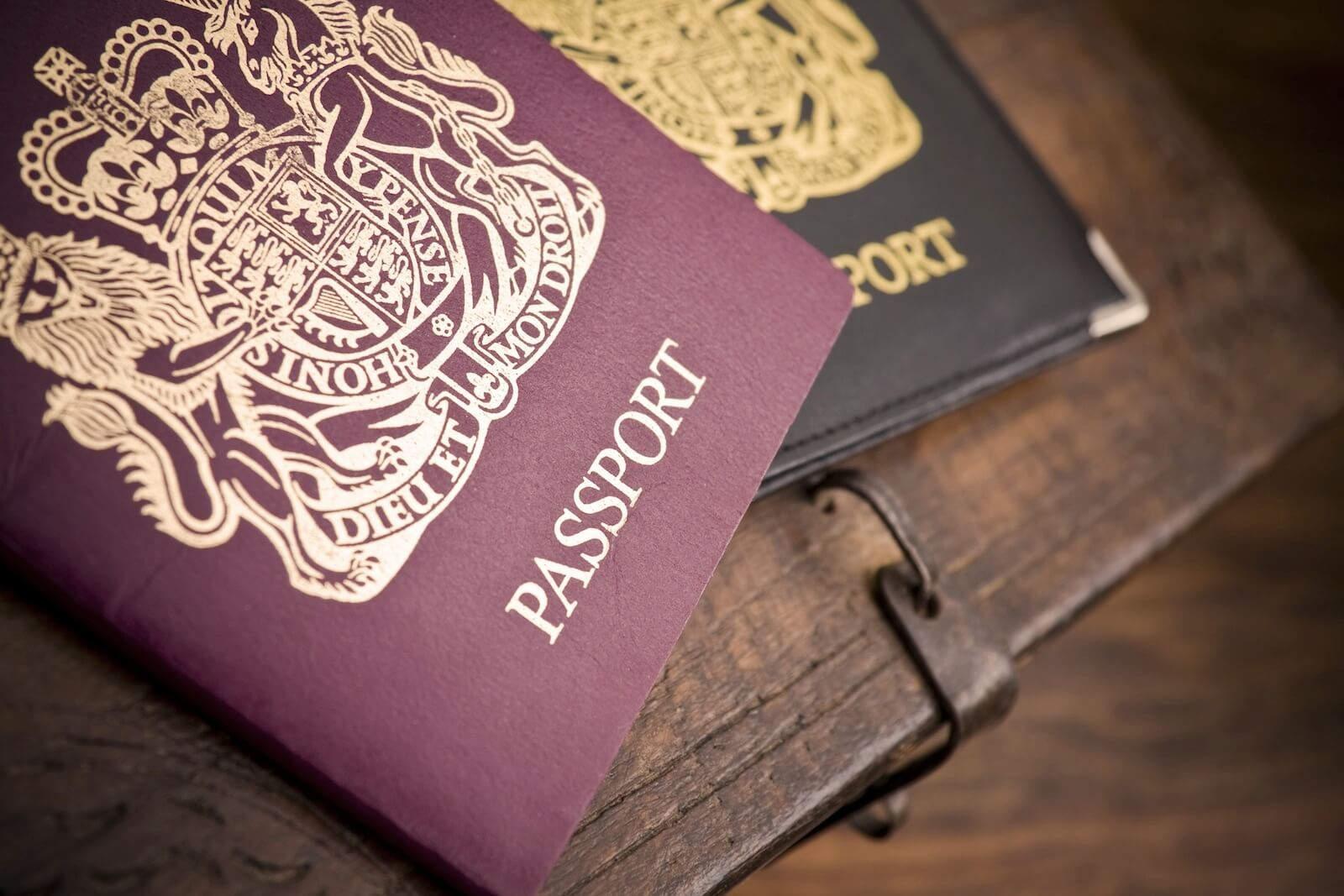 citizenship passport
