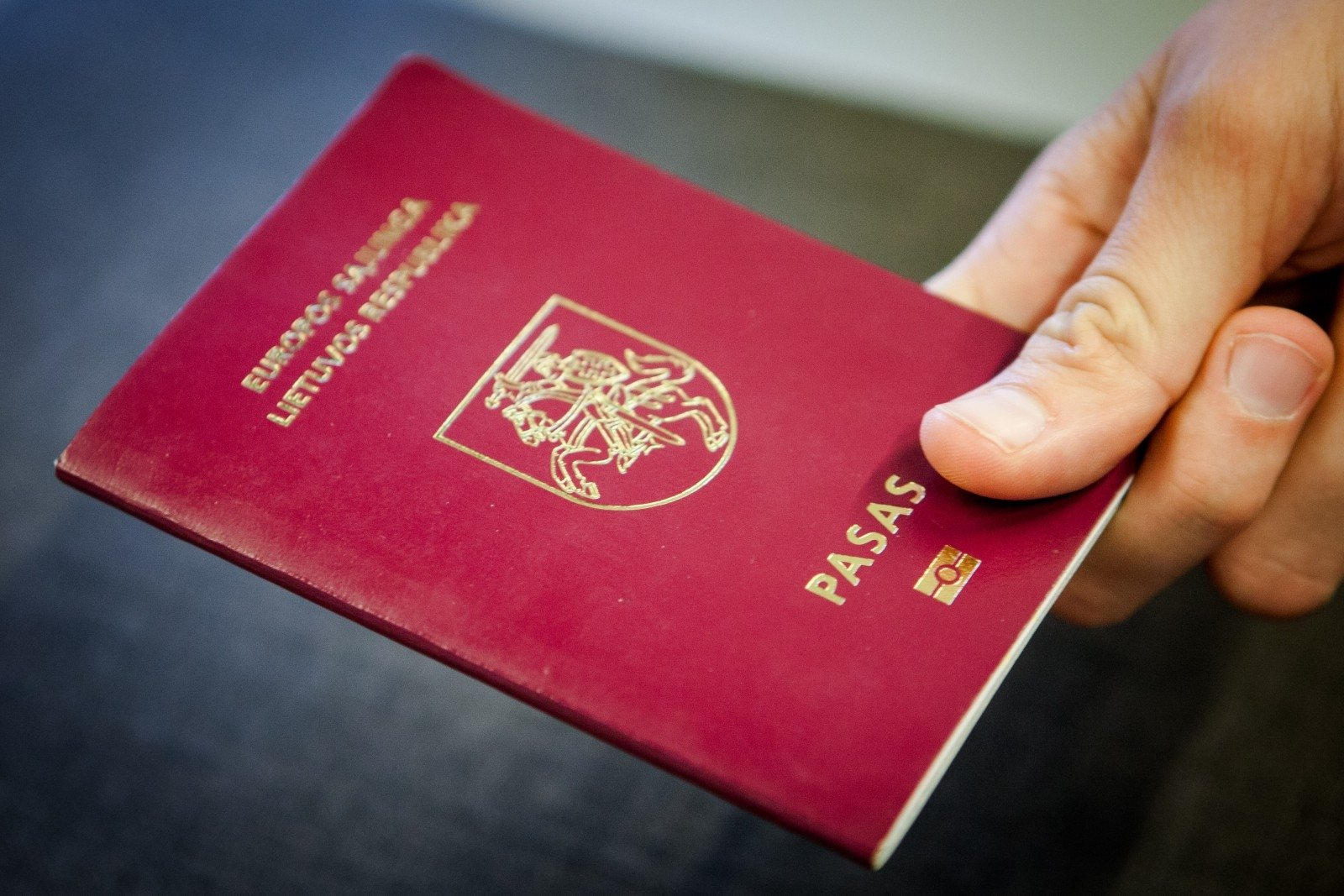 Lithuania Citizen passport