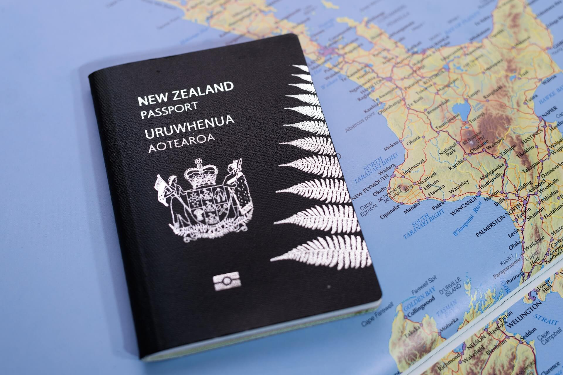 New Zealand Passport